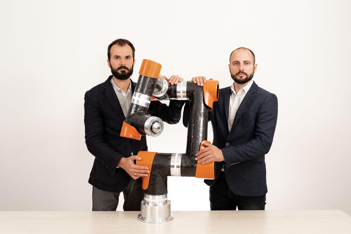 Робот Animoto от фирма Giga Automata